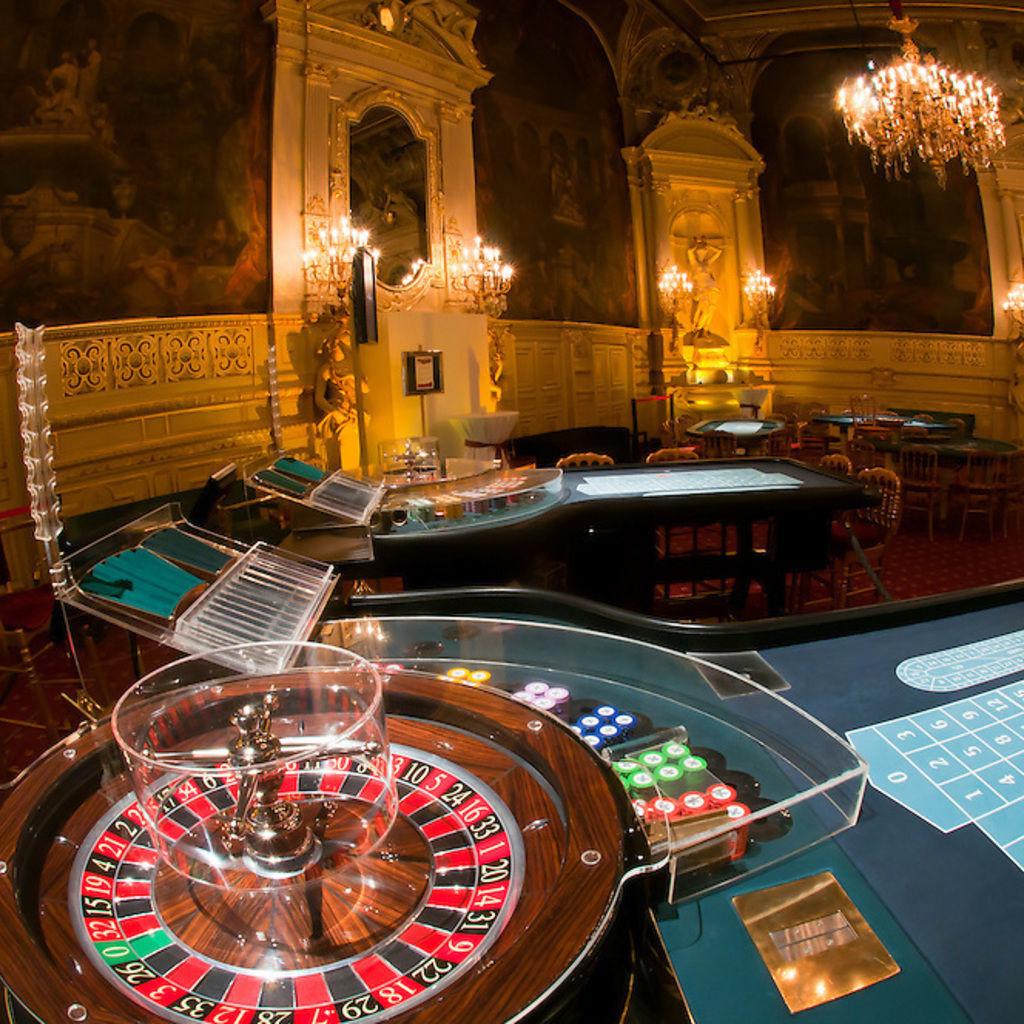 Menu Casino Baden